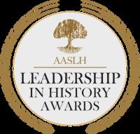 logo for the AASLH's Merit awards