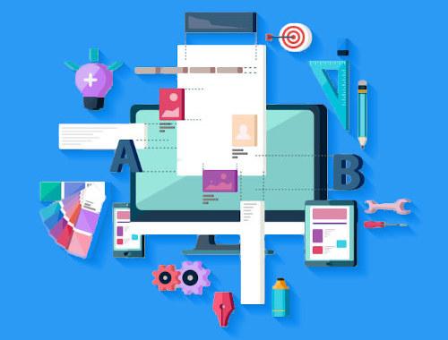Small business / Scholar websites